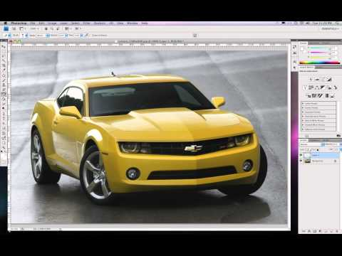 How to remove logo and watermarks from pictures --- Photoshop CS4 & CS5 --- Simple and Easy Way