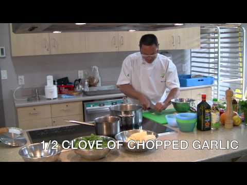 How to cook a Jerk Salmon burger with chef Ian Lai