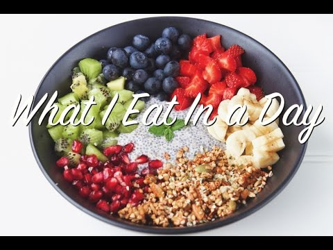 What I Eat in A Day #57 | Vegan