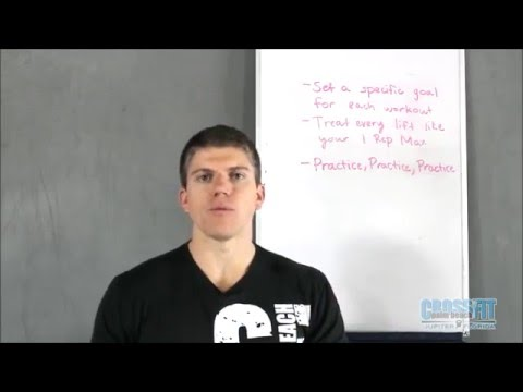 How can I improve my mental toughness in CrossFit? - CrossFit Palm Beach