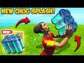THE CHUG SPLASH IS AMAZING Fortnite Funny Fails And WTF Moments 592