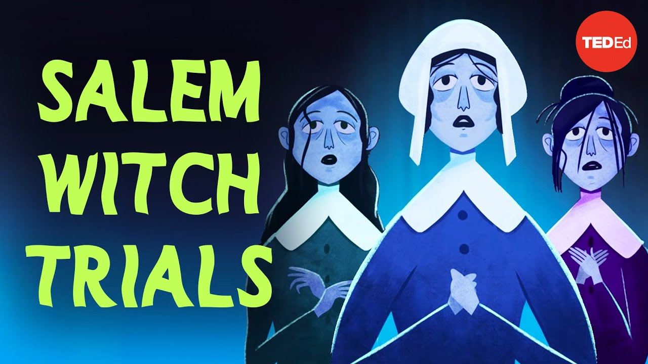 What really happened during the Salem Witch Trials - Brian A. Pavlac