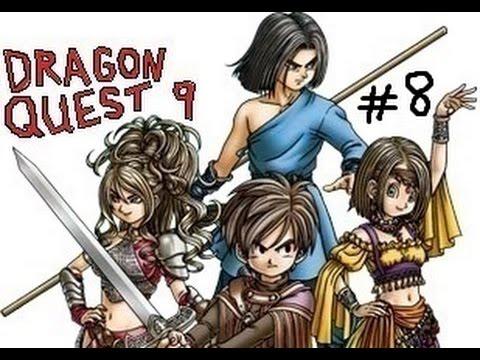 Dragon Quest 9 #8:  Plague City