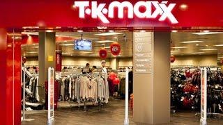 Vlog | Магазины в Германии | Американский магазин Tk Maxx