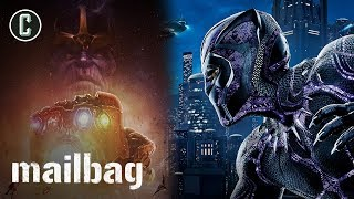 How Might Black Panther Connect to Avengers: Infinity War? - Mail Bag