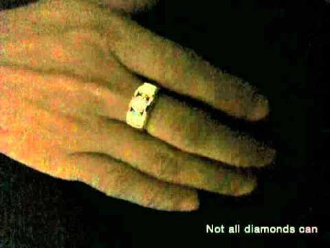 Diamonds Sparkle In The Dark