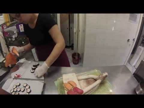 AMAZING GELATO CAKE: Sushi Boat by Vancini/unconventional cakes