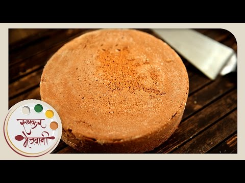 How To Make Cake In Pressure Cooker | Recipe by Archana in Marathi | Eggless Cake without Oven