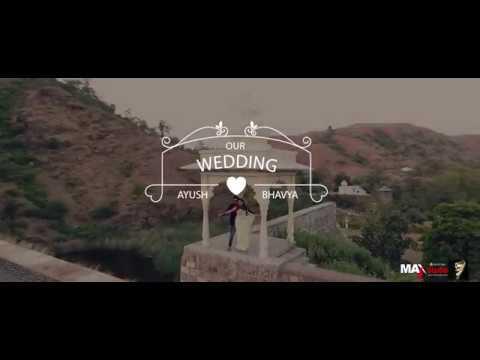 AYUSH & BHAVYA PRE - WEDDING BY MAX STUDIO (SHAHID KHAN 9829577860)