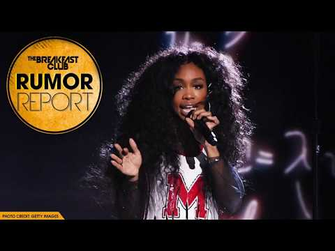 SZA Is Forced To Rest Vocal Cords