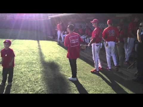 Wells Fargo Baseball Sponsorship