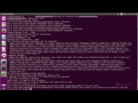 How to Install Gnome Boxes on Ubuntu 16.04.