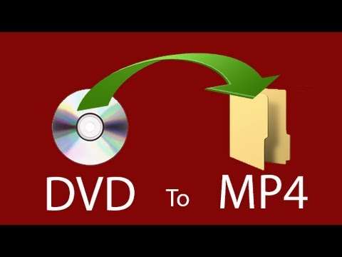 How To Save a DVD to Your Computer