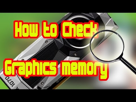 [Hindi - हिन्दी] how to check graphics card on windows 10,8,7 | Easy Trick 2016 in HINDI