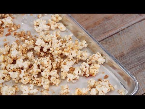 Honey Jalapeño Popcorn | Southern Living