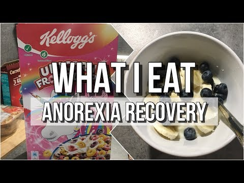 What I Eat When Running Out Of Food - Anorexia Recovery