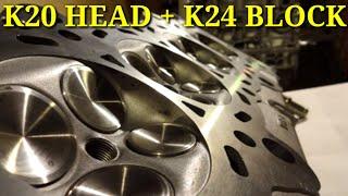 Comparing Bare K20 Blocks: K20A2, K20A3, K20Z3 - PakVim net