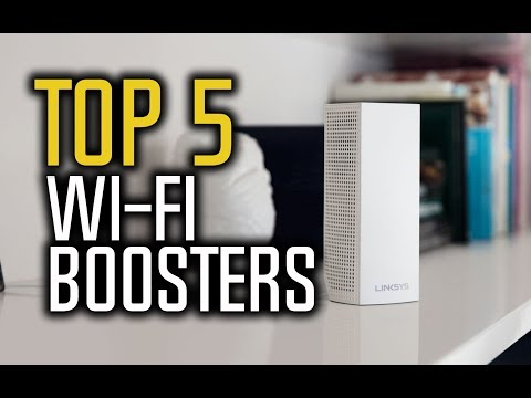Best Wi-Fi Boosters in 2018 - Which Is The Best Wireless Booster?
