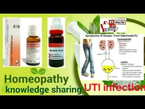 UTI ! Homeopathic Medicine for urinary tract infection?? explain [hindi] by Dr-Abdul manan