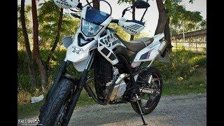 Yamaha DT 125 X Giannelli Soundcheck - PakVim net HD Vdieos