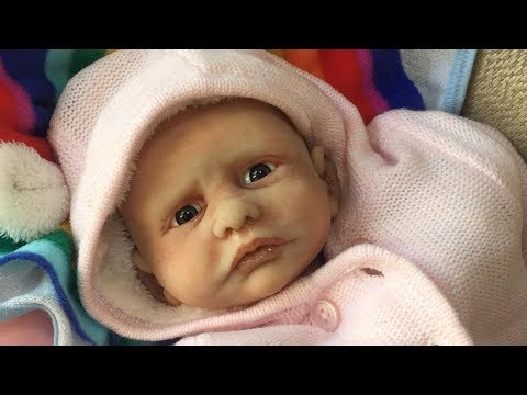 Painting a Silicone Baby