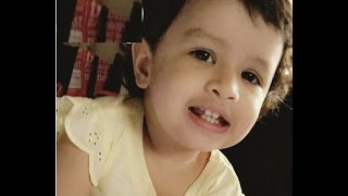 MS Dhoni Daughter Ziva Dhoni Lovely Very Cute Video !!