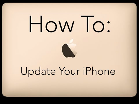 How To Update Your iPhone iOS9