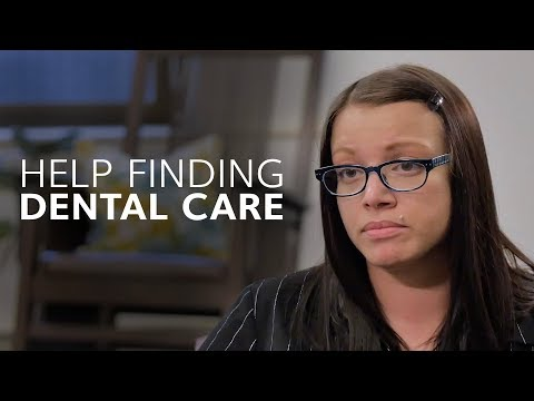 A Helping Hand to Find Dental Care