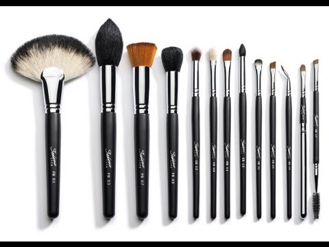 Vortex Pro Makeup Brush Set Review