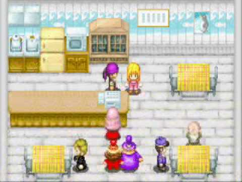 Harvest moon More friends of Mineral Town Event Customers For Kai
