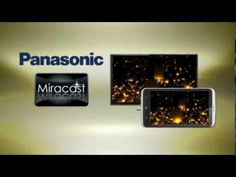 Panasonic VIERA MiraCast Technology