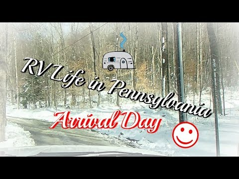 Arrival Day in PA