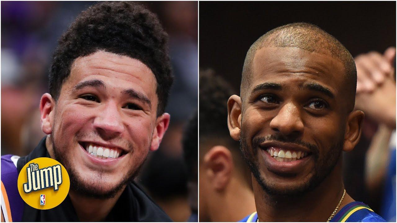 Phoenix Suns 2020-21 NBA season preview: Devin Booker + Chris Paul = playoffs? | The Jump
