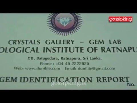 World's largest Ekanite gem found in Sri Lanka- [www.gossipking.lk]