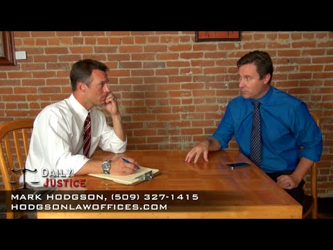 The Cost of Divorce with Spokane Family Law Attorney, Mark D. Hodgson