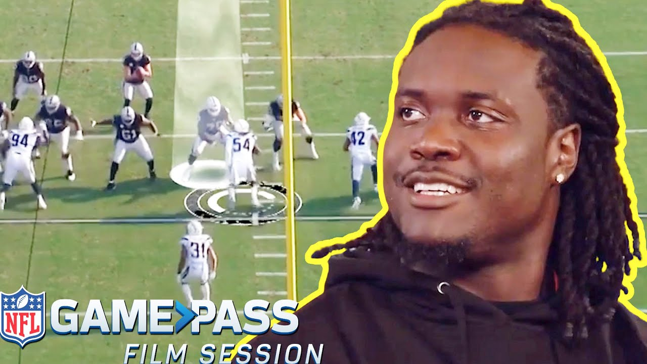 Melvin Ingram on Pre-Snap Reads, Containing a Mobile QB, Playing FB & More | NFL Film Session