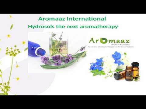 Best Organic Essential Oils @ Aromaaz International