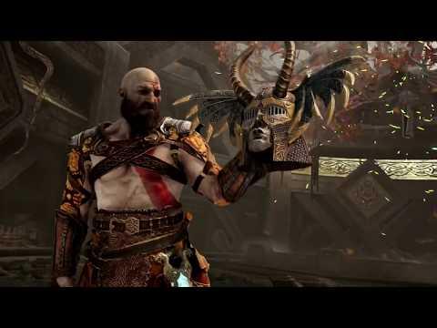 God of War 2018: Gunnr Valkyrie