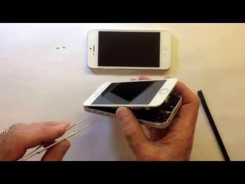 Démontage iPhone 5S vs iPhone 5 - Réparation écran iPhone 5S
