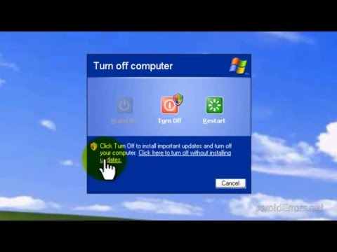 How to Restart or Shut Down Windows PC while in Remote Desktop