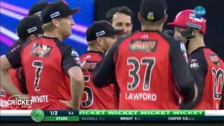 Highlights: Stars v Renegades - BBL06