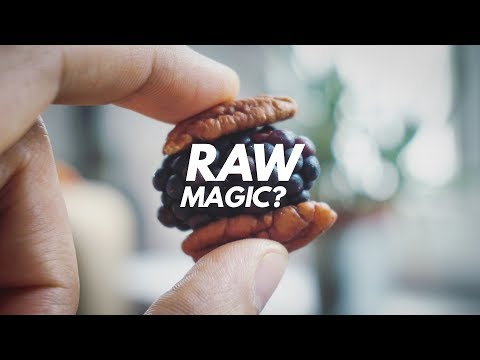 RAW Food Magic? Healing With The Raw Food Diet