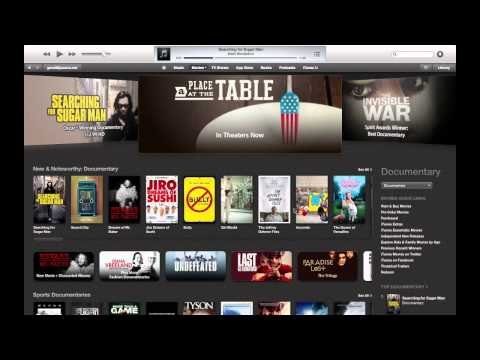 How to gift a movie on iTunes - send someone a movie as a gift