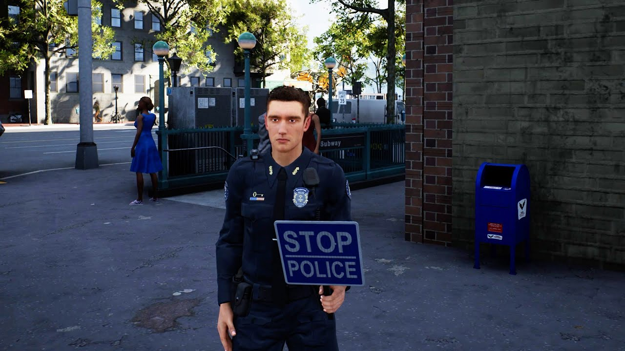 POLICE SIMULATOR PATROL OFFICERS Part 3 - Please Pull Over