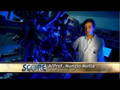Scanning Tunneling Microscopy on Scope (Ten TV)