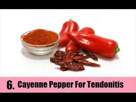Top 10 Home Remedies For Tendonitis