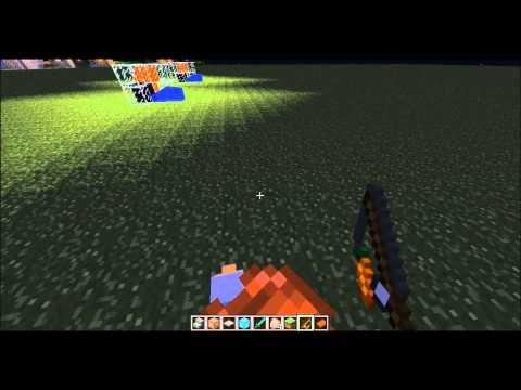 Mine-craft 1.7.5: Ride a Chicken!