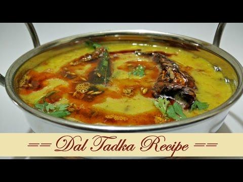 Dal Tadka Recipe in Hindi By Cooking with Smita- Dal Fry with Tadka - Easy Punjabi Dal Recipe