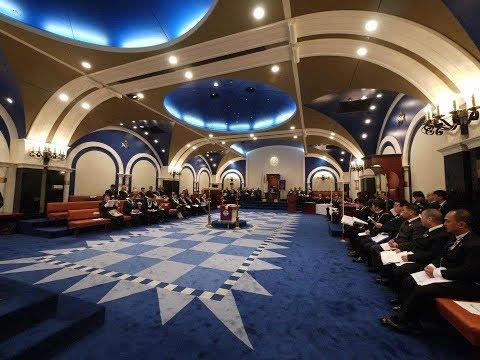 Grand Lodge of Japan -  Tokyo Masonic Center