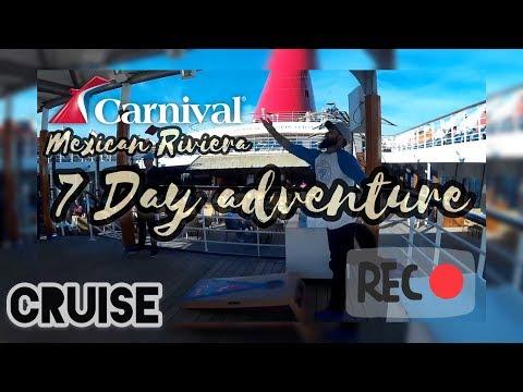 Carnival Cruise Inspiration - Ensenada Mexico Vacation 2017